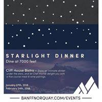 Starlight Dinner