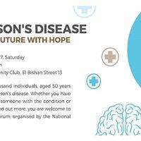 Parkinsons Disease Public Forum