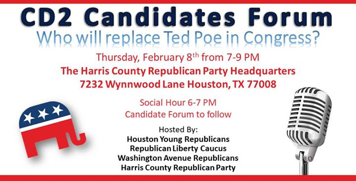 CD2 GOP Candidates Forum