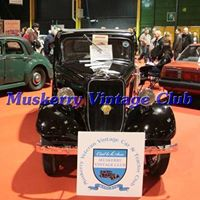 Muskerry Vintage Club AGM 2018.
