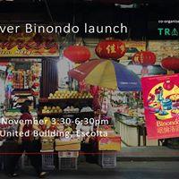 IDiscover Binondo Launch &amp Instameet