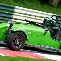 Caterham Academy Round 6 - Race - Thruxton