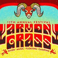 12th Annual YarmonyGrass Festival August 10-13 2017