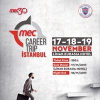 Mec Career Trip stanbul 17-18-19 Kasm