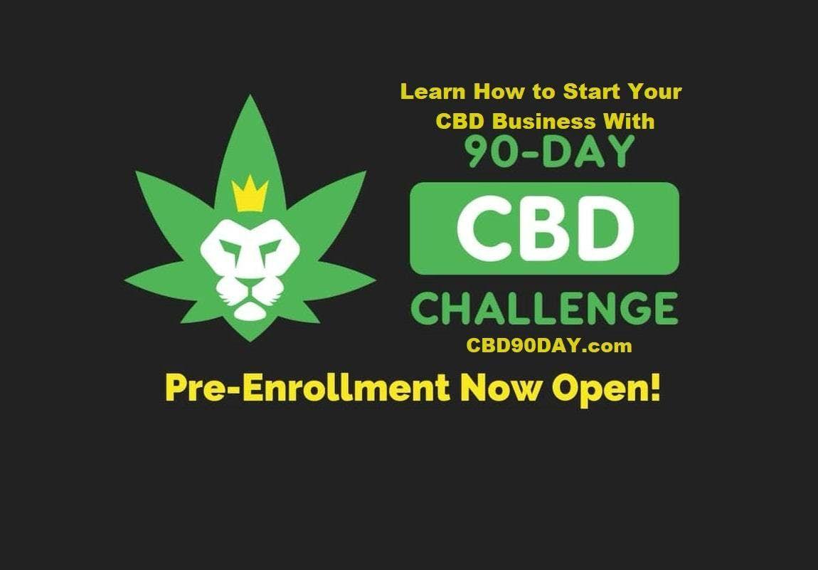 90-Day CBD Challenge Learn How to Start - Burlington VT