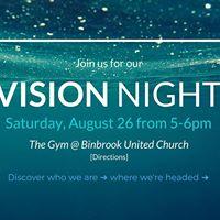 Vision Night Reaching Binbrook