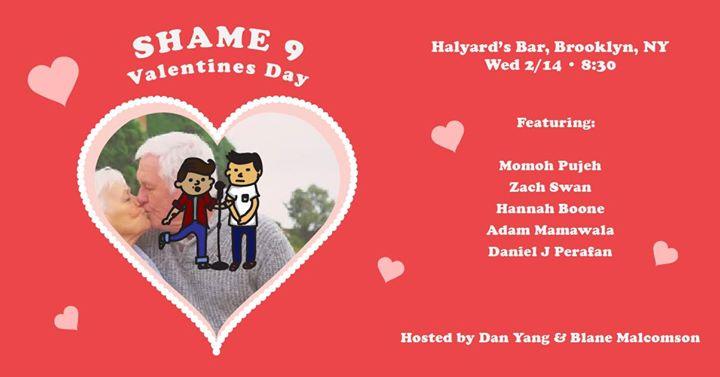 SHAME 9 Valentines Day