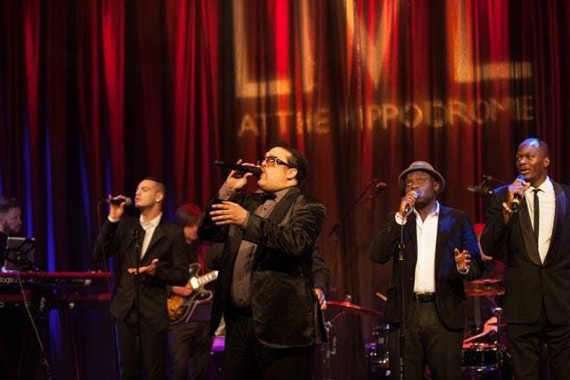 MOTOWN LIVE REVUE STARRING PATRICK ALAN HIS BAND AND SPECIAL GUESTS