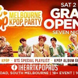 I Heart Kpop  Melbourne Grand Opening  Sat 2 Mar