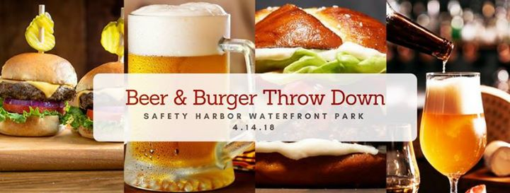 4th Annual Beer Burger ThrowDown Presented by Morgan Exteriors at