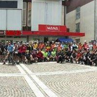 Rekreativna biciklijada u organizaciji BK Naice i bolnice