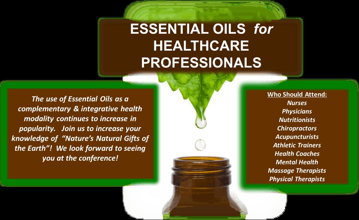Essential Oils for Healthcare Professionals
