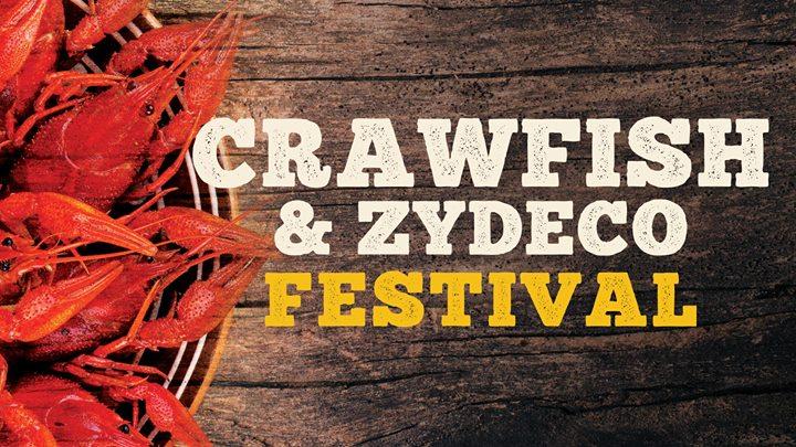 Crawfish & Zydeco Festival