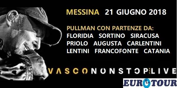 Pullman concerto Vasco Rossi Messina 210618