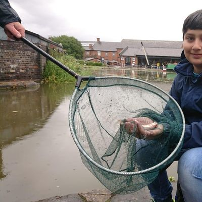Lets Fish Ellesmere Port Boat Museum - Learn to fish sessions