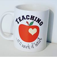 Teacher mug Work Shop