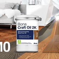 Bona Craft Oil 2K Demo