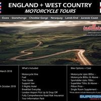 Indimotards England Series - England and West Country