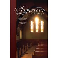 Our 44th Church Anniversary