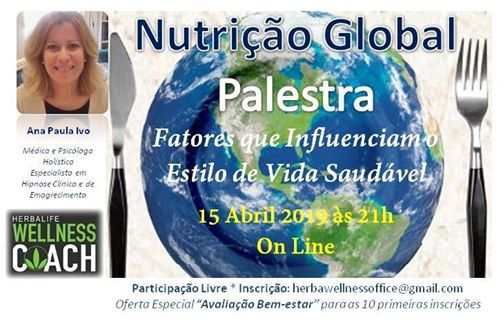 Palestra Nutrio Global