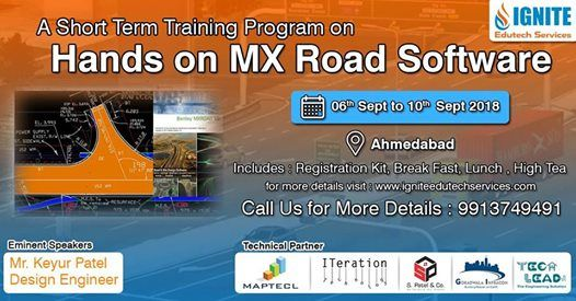 Training Program MX Road Software