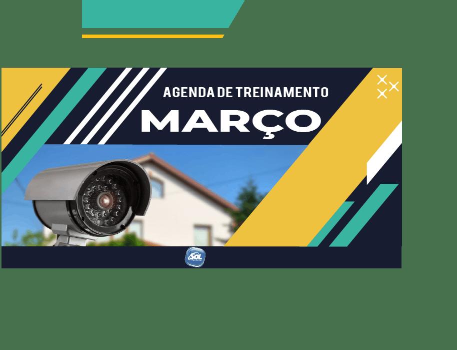 ASA NORTE - Treinamento Tcnico MULTI HD CFTV INTELBRAS - 2703