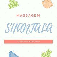 Shantala massagem para bebs e crianas