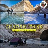 Chadar Trek - Leh