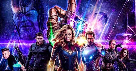 Avengers Endgame Screener