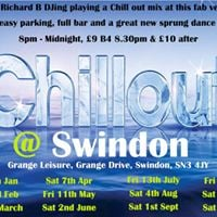 Chill Out  Swindon - DJ Richard B