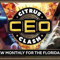 Citrus Clash Monthly Presented by CEO Gaming on July 1 2017