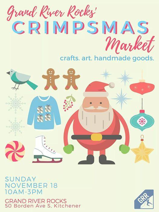 GRRs Crimpsmas Market