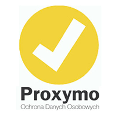 Proxymo - Strefa Ochrony Danych Osobowych