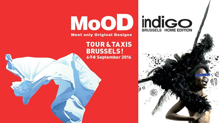 Mood Brussels mood / indigo brussels 2016 at tour & taxis, brussels