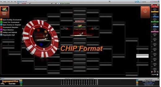9 Ball Chip Format Tournament (All handicaps have a chance)