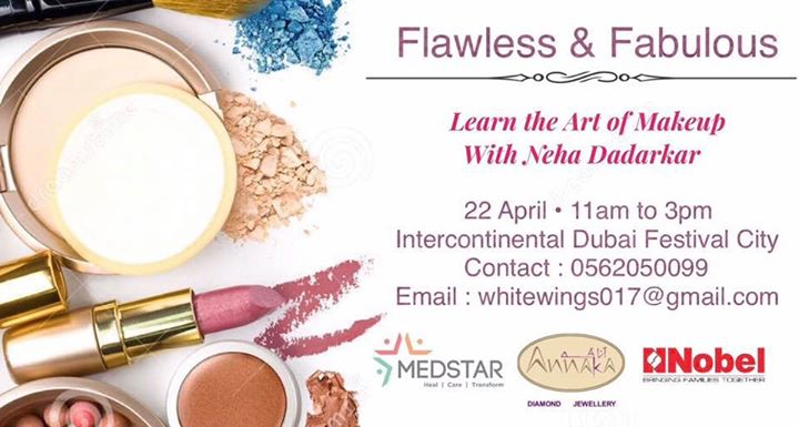 Flawless And Fabulous Makeup workshop
