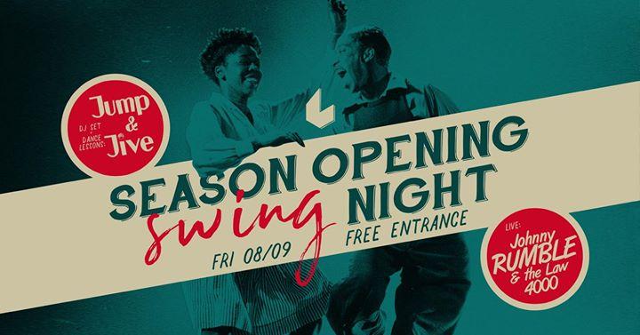 six dogs Season Opening Night