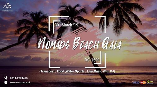 Nomads Beach Gala