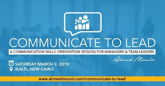 Communicate to Lead - 3 Public Round