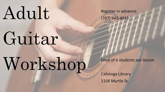 That guitar workshop adult