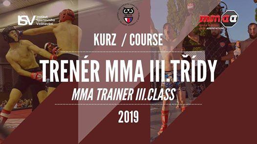 Trenrsk kurz III.tdy MMA