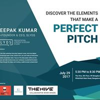 The elements that make Perfect Pitch -Workshop by Ecafe