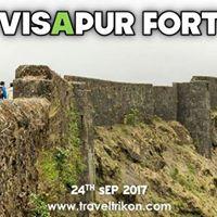 Trikon 487 Visapur Monsoon Trek