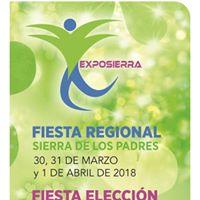 Fiesta Regional Expo Sierra en Sierra de los Padres