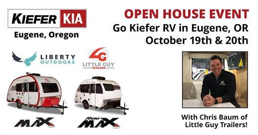 Superb Little Guy Open House With Go Kiefer RV