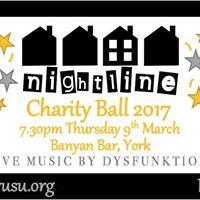 Nightline Charity Ball 2017