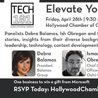 Hollywood Chamber Series to Discuss How to Elevate Your Brand