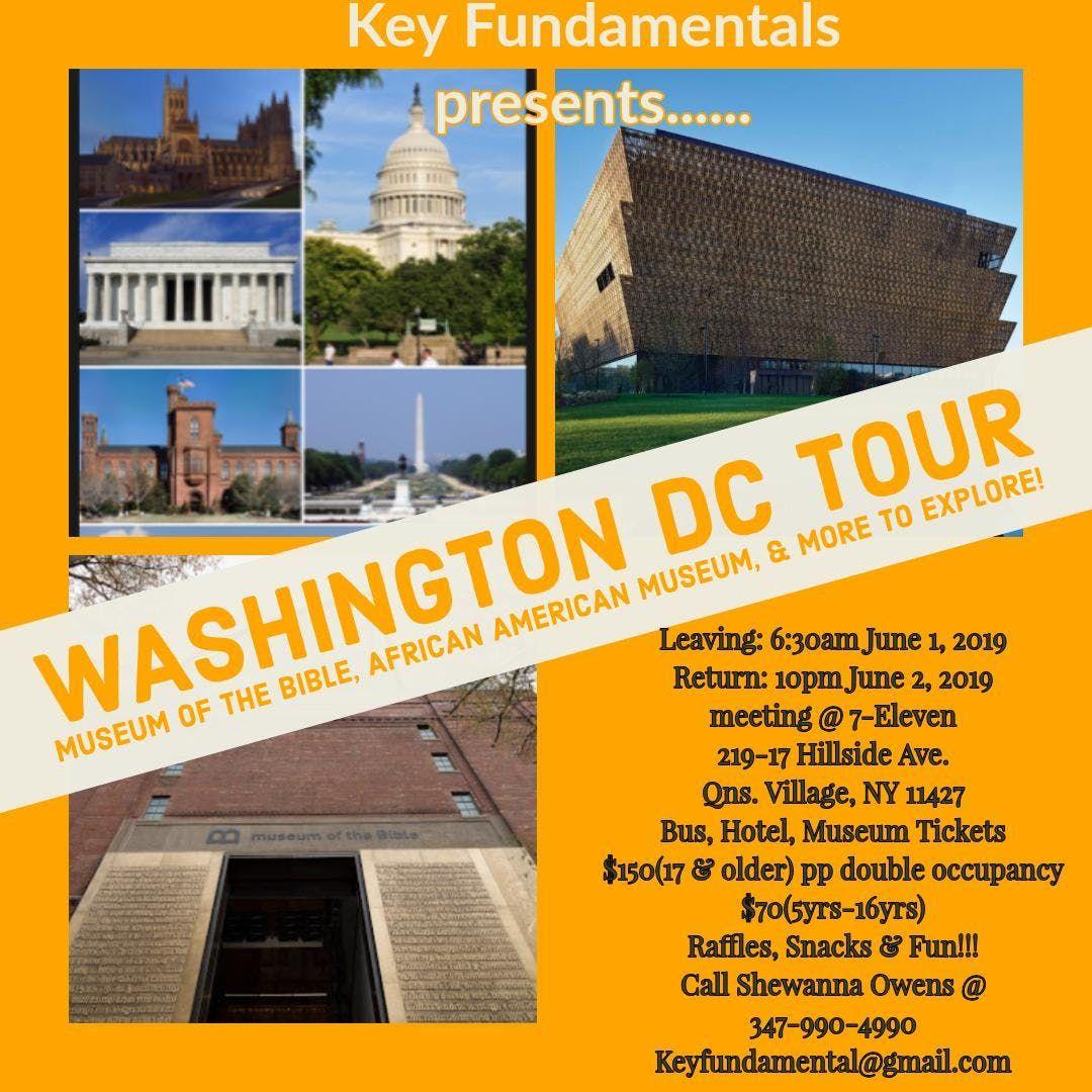 Washington DC Tour