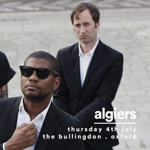 Algiers  Oxford