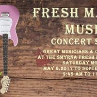 Troy Moore at Fresh Market Music